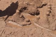 и снова замок из песка