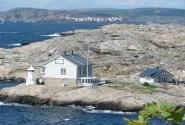 Шведская мечта: домик на берегу