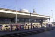Варшава, вокзал Центральный