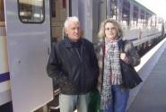 вагон Intercity, первые минуты в Гданьске