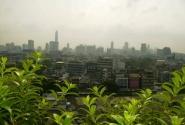 Вид с 11 этажа отеля