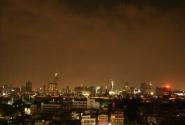Ночью с того же  места