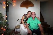 Вивиан и Хуан Карлос