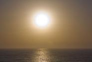 Закат. Атлантический океан
