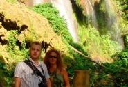 Водопады Эль Росио