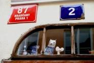 Два вида нумерации домов
