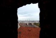 Окно в Прагу