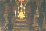 Изумрудный Будда (снимать внутри запрещено)