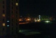 20 часов в сутки город выглядит так
