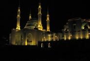 Ливан. Ночной Бейрут