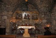 Сирия. Дамаск. Храм Св. Анания. 1 век н. э.