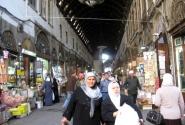 Сирия. Дамаск. Нормальный востояный базар...