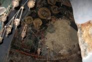 Сирия. Рыцарский замок Krack de Chevaliers. Фрагменты фесок XII века.