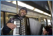 Аргентинское танго в парижском метро