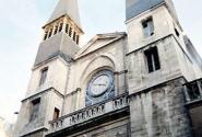 Церковь Сен-Ле, где встретились Портос, Д;Артаньян и миледи...