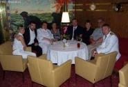 Встреча с главными помощниками капитана теплохода