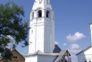 Колокольня Аелксандровского монастыря