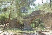 Фазелис. Акведук.
