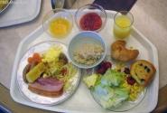 Скромный японский завтрак
