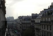 вид с балкона нашего отеля