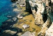 Морские пещеры в окрестностях Айя-Напы