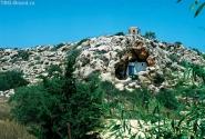 Пещерная церковь Agioi Saranta недалеко от Айя-Напы