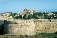 Фамагуста. Крепостная стена