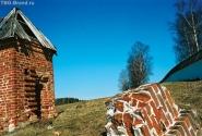 У стен Ферапонтова монастыря
