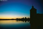 Кирилло-Белозерский монастырь. Белая ночь