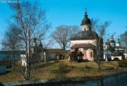 Кирилло-Белозерский монастырь. Церковь Иоанна Предтечи