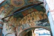 Кирилло-Белозерский монастырь. Надвратная церковь Иоанна Лествичника