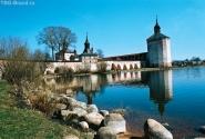 Кирилло-Белозерский монастырь и Сиверское озеро