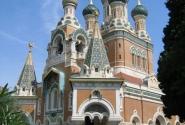 Ницца. Русский православный кафедральный собор Святого Николая