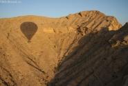ОАЭ. Полет на воздушном шаре