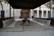 ОАЭ. Дубай. Традиционный дом Бейт-Аль-Турас в районе Дейра