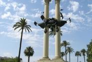 Испания. Севилья. Сады Мурильо