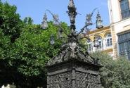 Испания. Севилья. Район Santa Cruz