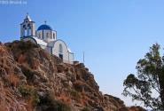 Греция. о.Санторини. Камари