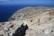 Греция. о.Санторини. Перисса