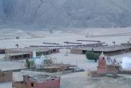 вот и сама деревня