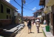 Улочки на острове, точнее главная улица