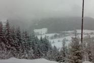 Наконец началось действие:Альпийская сказка