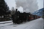 """поезд """"кукушка"""", знаменитый паровоз долины Циллерталь"""