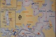 возможные маршруты ферри