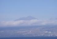 о. Тенерифе; пик Тейде - действующий вулкан