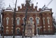 дом для ссыльных. 19 век. Иркутск