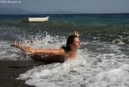 по зеленой глади моря...Фото Olgalukosha