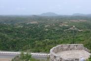 Типичный кубинский пейзаж