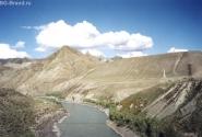 Долина Катуни в среднем течении