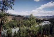 Долина верхнего Аргута (у села Джазатор)